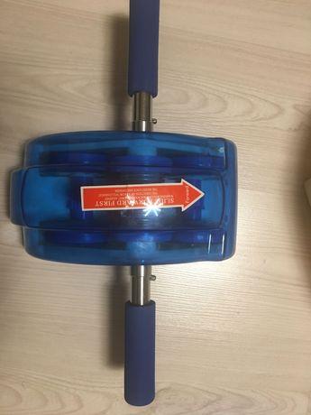 Wałek do ćwiczeń Roller slide nowy