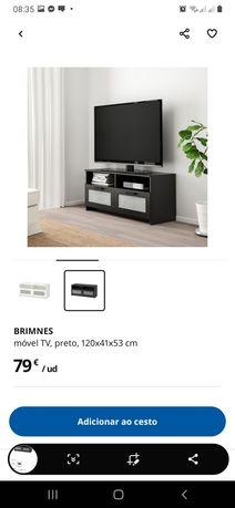 Móvel TV Ikea - Brimnes
