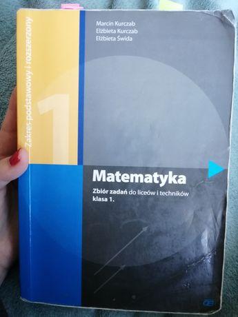 Zbiór zadań matematyka kl. 1 liceum zakres rozszerzony Pazdro