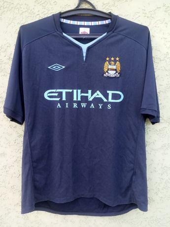 Футбольная футболка Манчестер Сити Manchester city umbro APL оригинал