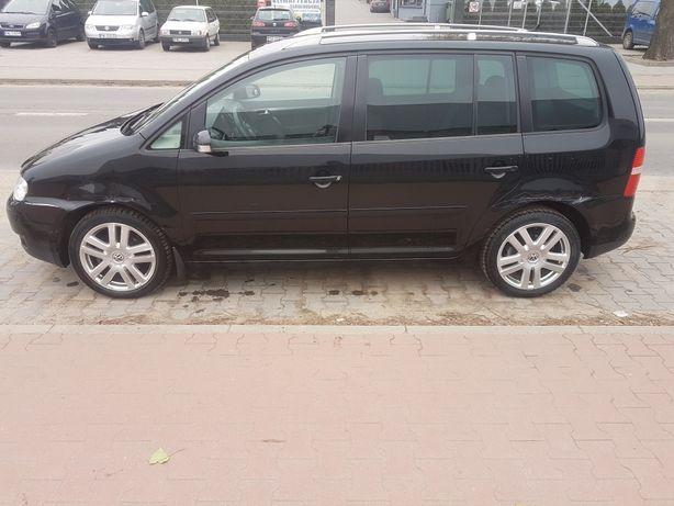 VW TOURAN 2.0 TDI dsg xenon