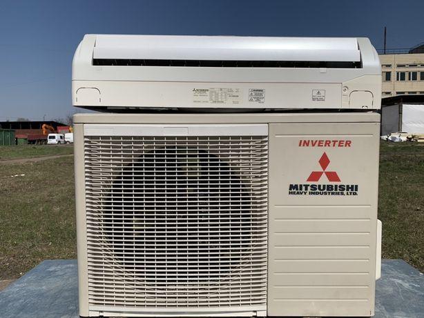 Кондиционер БУ Mitsubishi SRC25QA инвертор тепловой насос (до 30 кв.м)