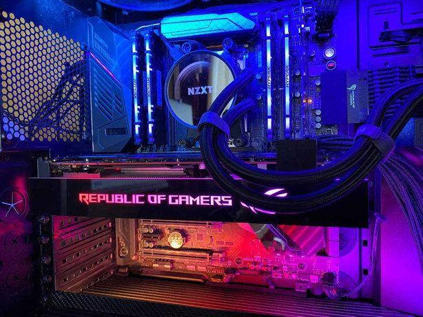Видеокарта Geforce GTX 980 iChill Custom (не 1060, 1050 ti, 1070)