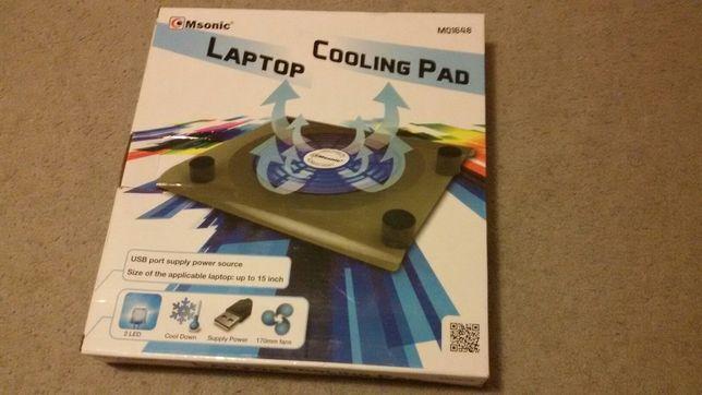 Chłodząca podkładka pod laptop