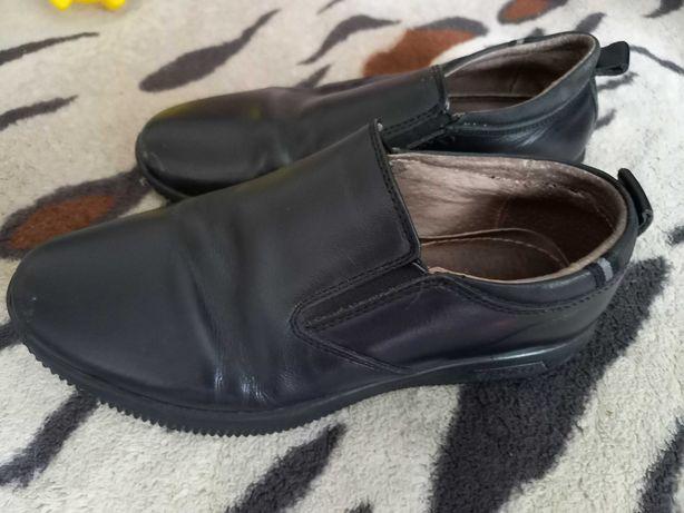 Туфли на мальчика 33 размер