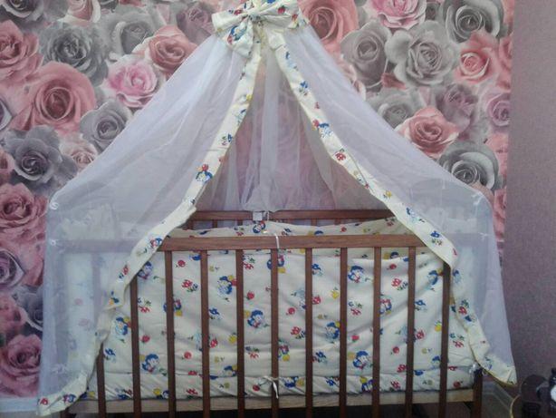 """СРОЧНО!Детская кровать """"Наталка""""."""