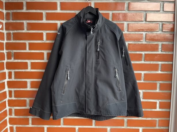 Kansas Gore-Tex оригинал мужская куртка ветровка мембрана размер L Б У