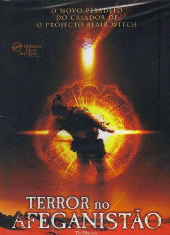 DVD Terror no Afeganistão