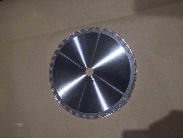 Disco Diamante 36D Furo 25,4mm para erva, mato, etc