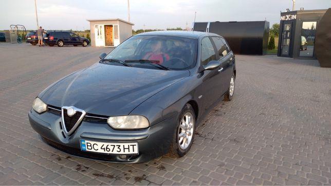 Alfa romeo 156 2.0 lpg