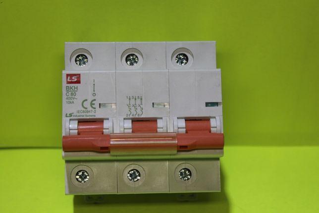 Автоматический выключатель 80А