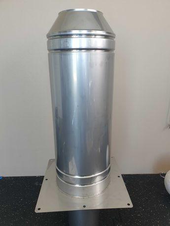 Frezowanie kominów , montaż systemów kwaso-żaroodpornych i SCHIEDEL