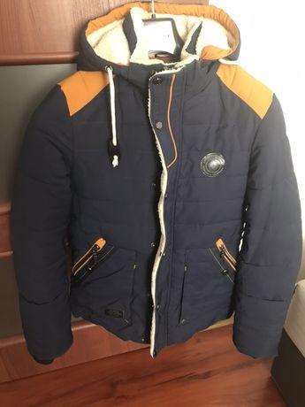 Куртка зимова для підлітка 46 розмір