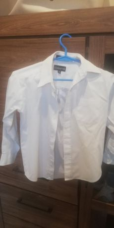 Koszula chłopieca roz. 128 cm