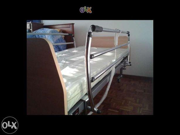 Cama hospitalar articulada elétrica fantasy nova
