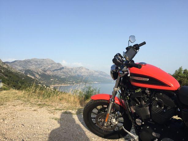 Harley Davidson Sportster Roadster 1200