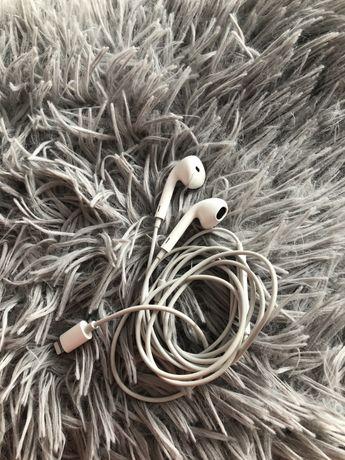 Apple słuchawki