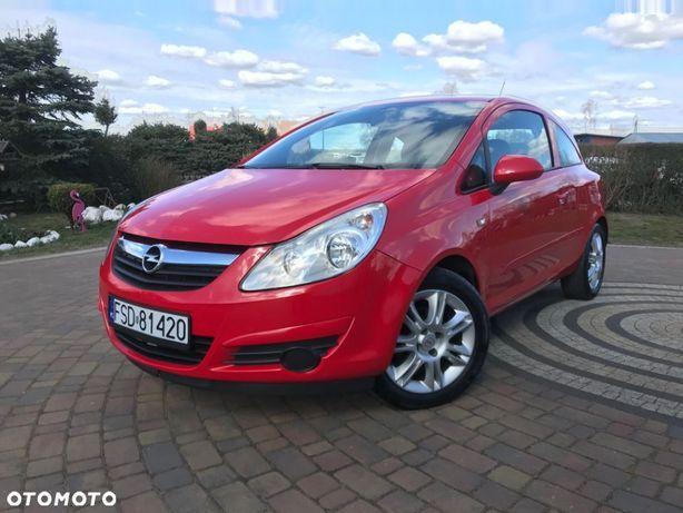 Opel Corsa 1.0 Benzyna Klimatyzacja
