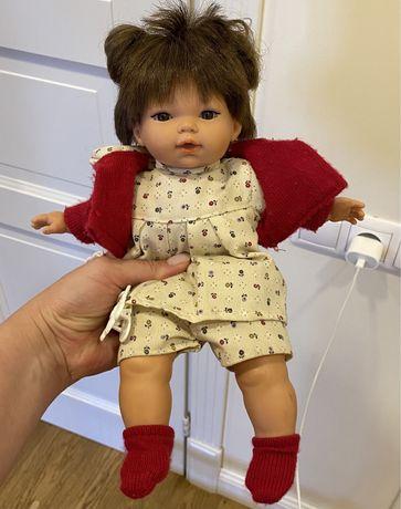 Пупс. Лоренс. Испания. Интерактивная кукла 33 см - Llorens
