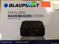 Radiobudzik Blaupunkt cr5wh Lombard Madej sc Gwarancja