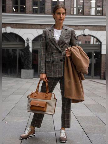 Новый пиджак блейзер кашемир шерсть Brunello Cuc.Peserico Италия ориги
