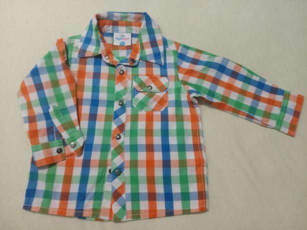 Koszula chłopięca rozmiar 92