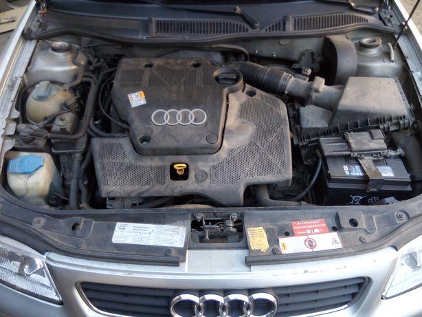 Audi A3 VW Golf Seat Skoda - Silnik kpl. 1.6 SR 101KM AKL Gwarancja