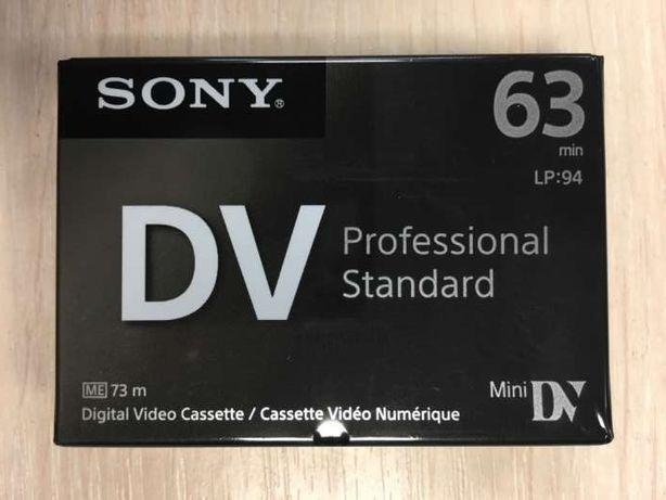 Кассета для видеокамеры mini DV SONY Professional.