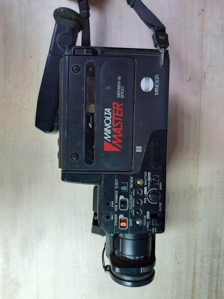 Видеокамера minolta master series 8 8100
