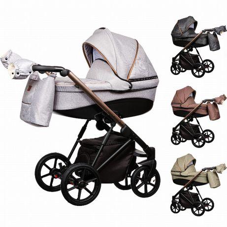 ! Nowy Wózek Dziecięcy 3w1 Paradise Baby FX 17 Kolorów Łańcut
