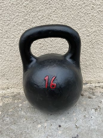 Гиря 16 кг