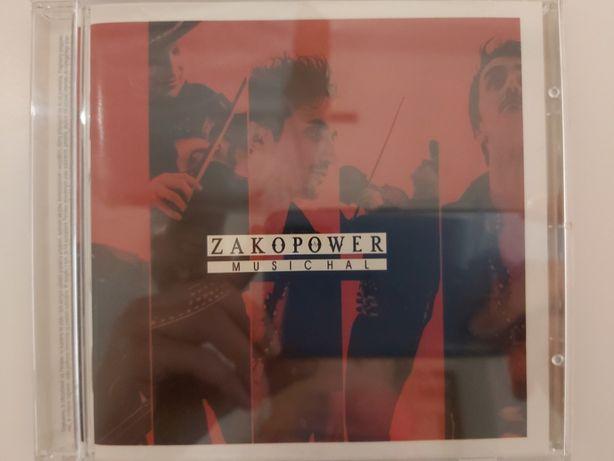 """CD Zakopower """"MUSIC HAL"""" , z autografem"""