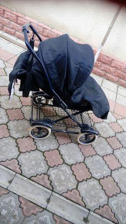 дитяча колиска 2в1