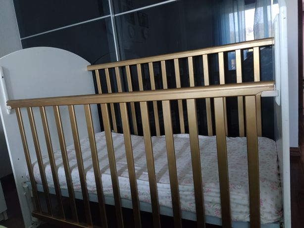 Cama de grades para bebe