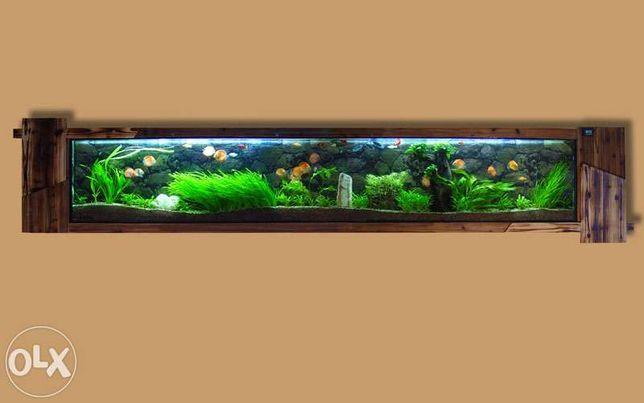 Akwarium wiszące 180 cm. 138 litrów AquaCool 138 litrów
