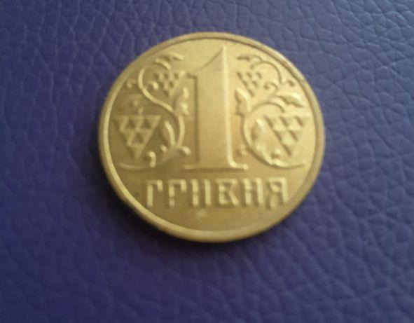 1 гривня 2001 року, Україна 2шт