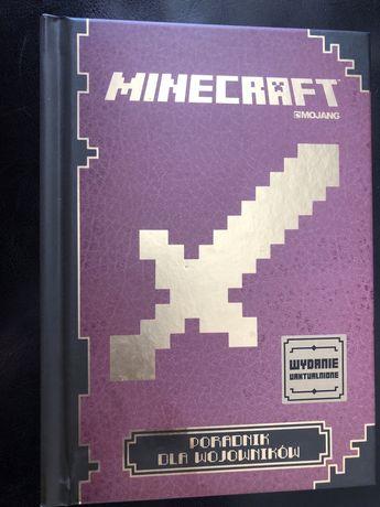 Minecraft poradnik dla wojownika książka