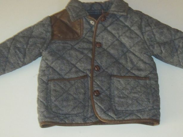 Демисезонная курточка-пиджачок для мальчика фирмы Next р. 1,5-2 года (