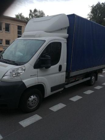 Współpraca transport do 3,5 t