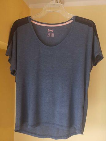 Niebieska bluzka sportowa Crivit L