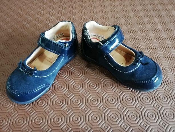 Sapatos novos de menina, Geox tamanho 23
