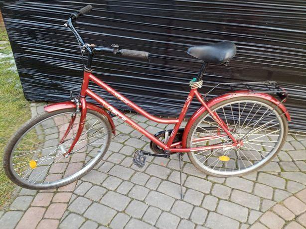 Rower damka Romet reteo city 26
