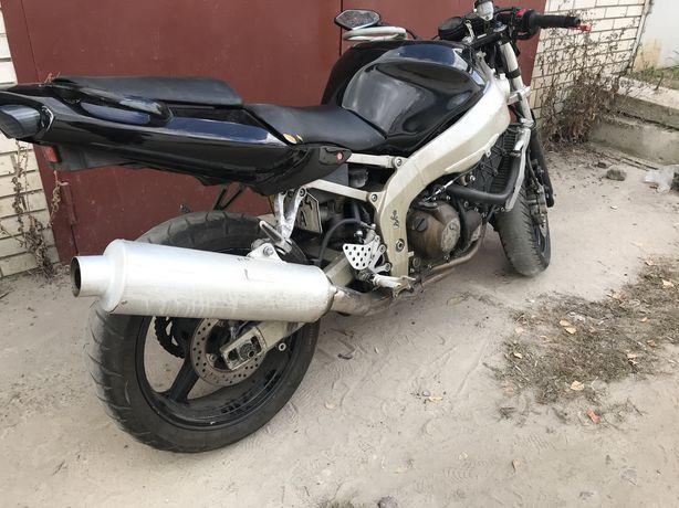 Мотоцыкл Kawasaki 636