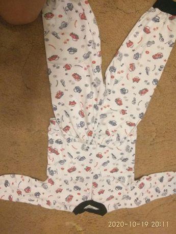 Пижама 86-92 на баичке