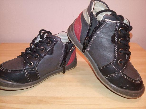 Półbuty trzewiki buty Wojtyłko rozmiar 24