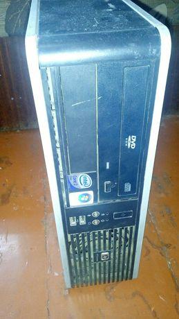 Продам системный блок HP core2duo