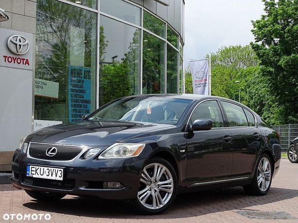 Lexus Gs Gs 450h 3.5 Hybryda 297km Krajowy Ii Właściciel