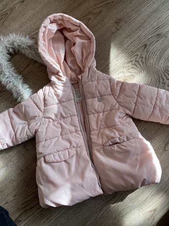 Курточка на девочку 2-3г Zara