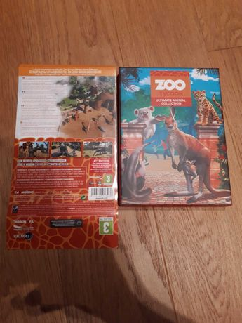 Gra PC Zoo Tycoon Ultimate Edition