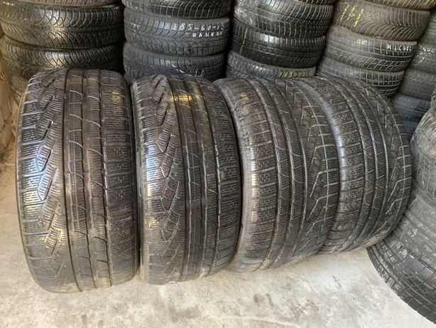 255/40 R20 285/35 R20 Pirelli Sottozero разноширокие шины зимние бу